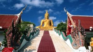 泰国苏梅岛优美风光高清桌面壁纸