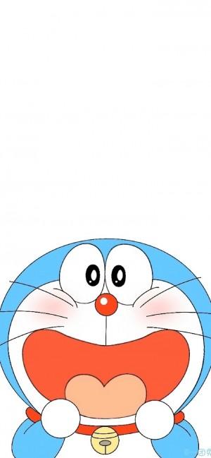 超级萌趣的哆啦A梦手机壁纸