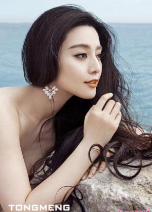 美女明星范冰冰春季最新写真