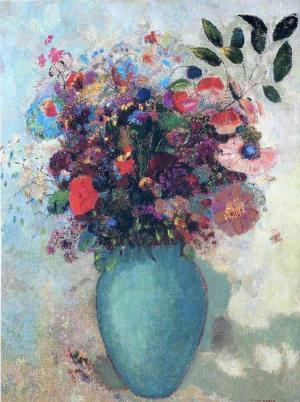 唯美油画抽象艺术图片
