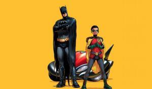 美国漫画《蝙蝠侠》动漫图片