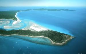 澳洲白天堂沙灘