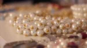 高清珍珠饰品图片