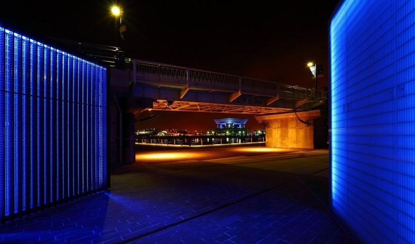 日本横滨Yokohama夜景图片