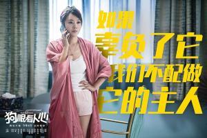 黄磊闫妮主演《狗眼看人心》角色人物带文字剧照