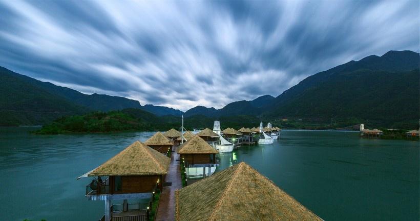 浙江丽水云曼酒店风景写真