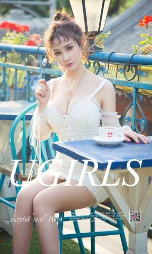 尤果网美女苏可可户外文艺性感写真图片