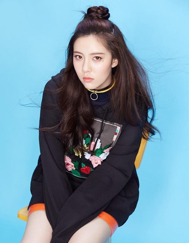 美女宋妍霏少女展时尚新魅力个性写真