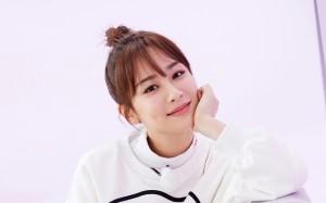 国民闺女杨紫时尚甜美写真