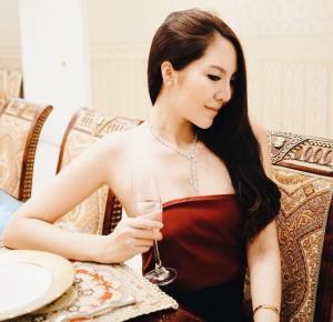 高挑美女模特Kerika Chotivichit摄影时尚写真