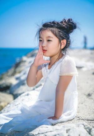 可爱的阿拉蕾海洋公主系唯美图片