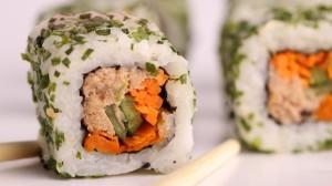 美味好看的寿司