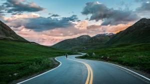 阿拉斯加风景路线壁纸