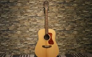 乐器中的清新文艺吉他