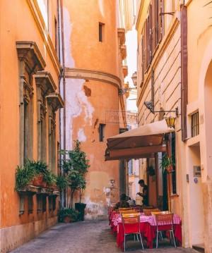 意大利罗马特色建筑旅游风光景色图片