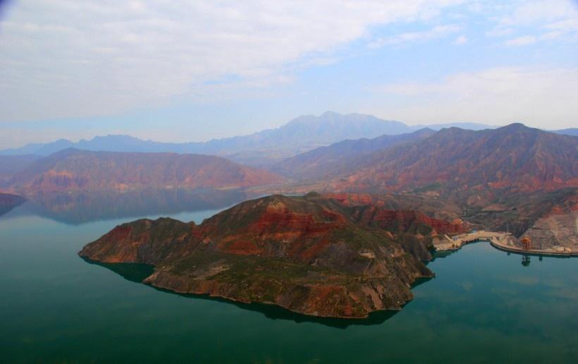 青海坎布拉国家森林公园风景