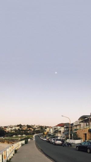 城市唯美街景风光