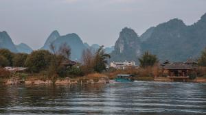 秀丽迷人的桂林漓江山水