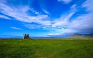 欣赏小清新秀美的大自然草原风光