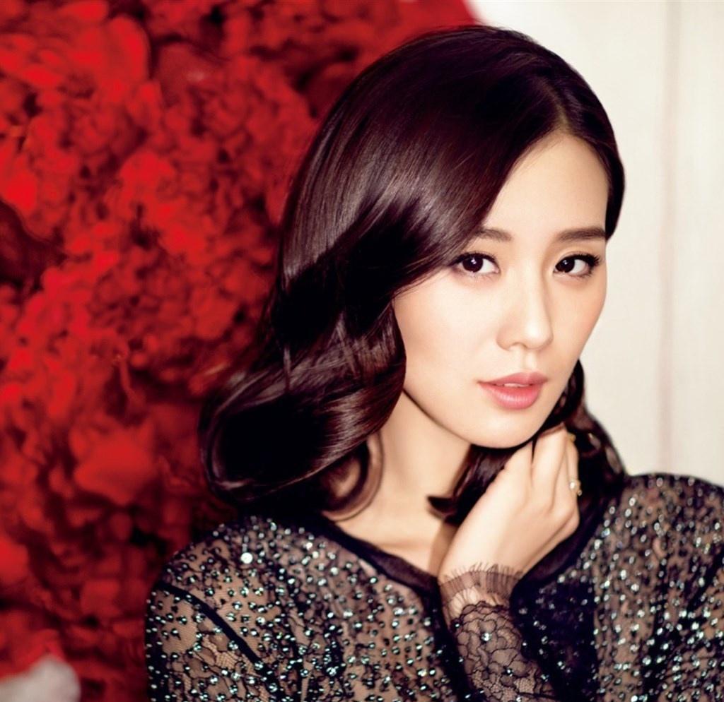 气质美女刘诗诗成熟时尚写真