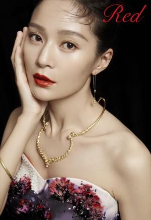 王媛可魅力气质时尚图片壁纸