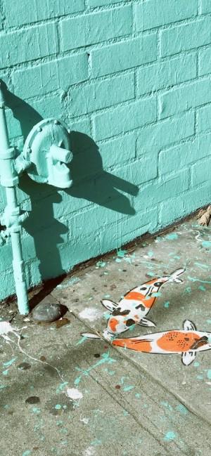 创意街头随拍高清手机壁纸