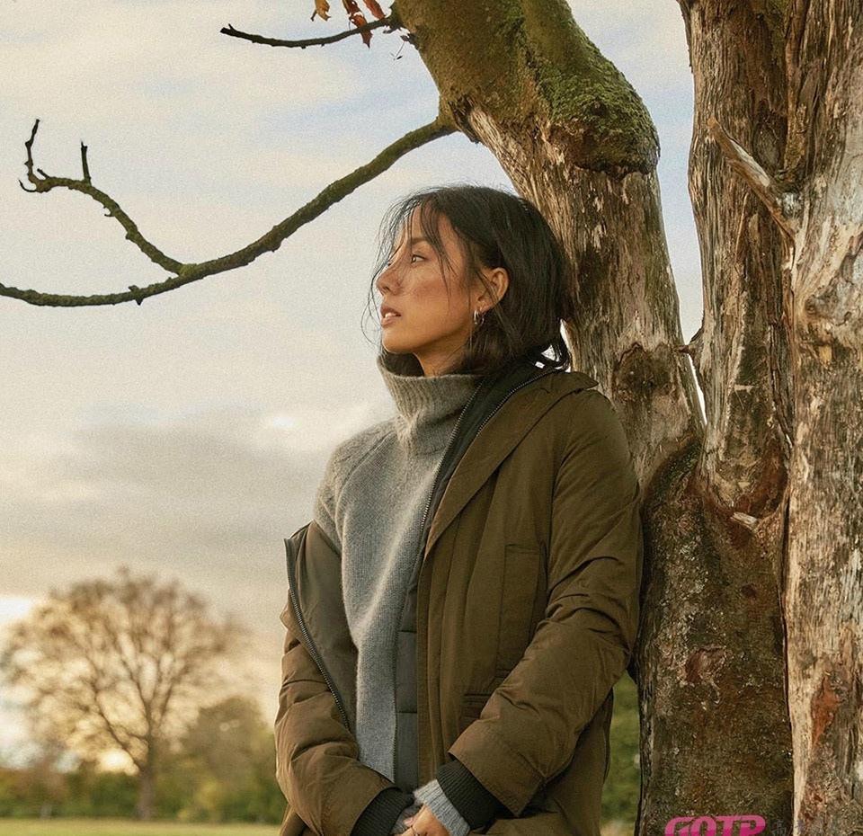 韩星李孝利率性之美漂亮真实的美人写真