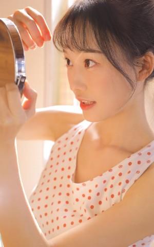 日系家居美女学生妹诱惑图片写真手机壁纸