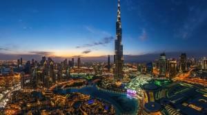 世界第一高楼哈利法塔