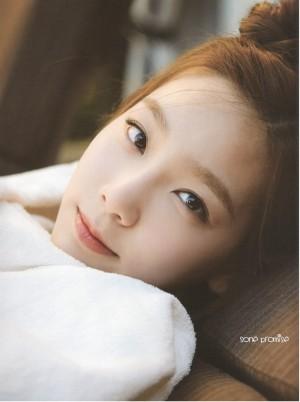 金泰妍美颜图片