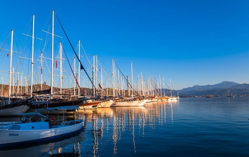 土耳其海峡风景图片