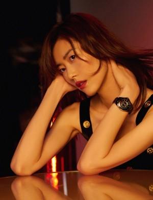 刘雯高级性感妩媚电音派对照片
