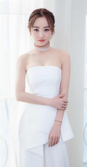 明星美女杨蓉白静素雅写真太唯美了