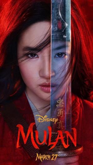 迪士尼真人剧情电影《花木兰》 Mulan (2020)