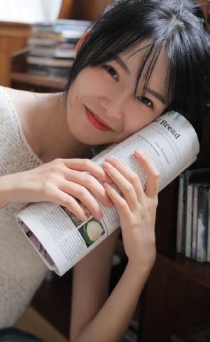 清新美女白皙養眼私房寫真圖片