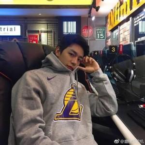 籃球隊長吳承煥的顏值肯定不能低 ????