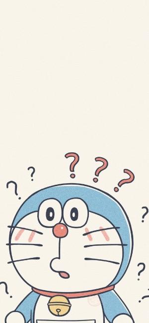 蓝胖子哆啦A梦可爱卡通手机壁纸