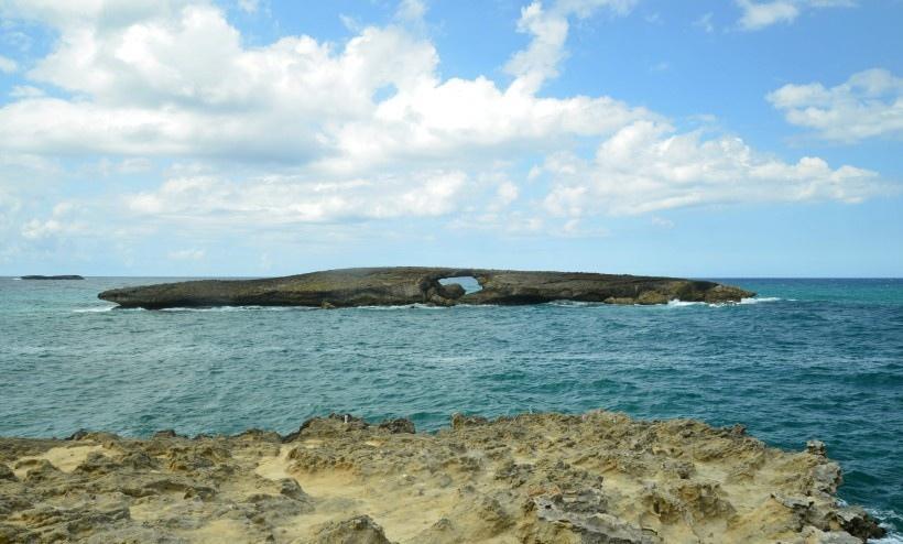 夏威夷海岸风景