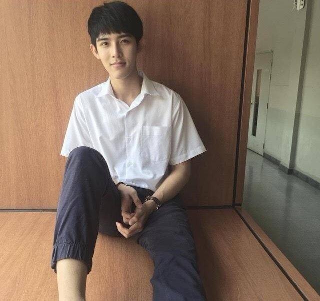 泰国民间校草Plustor,现在是一枚演员
