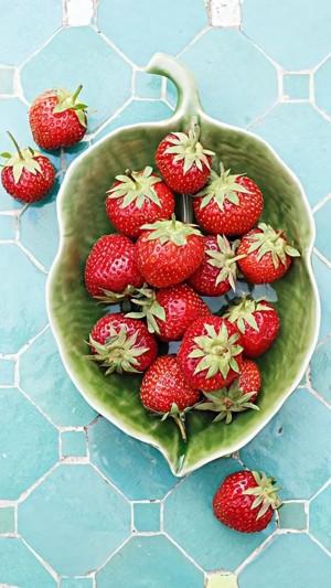 营养美味的草莓