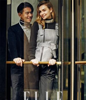 李现一日之恋时尚杂志写真大片
