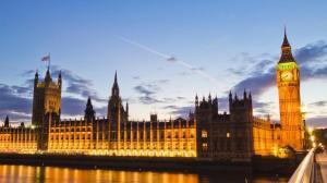 伦敦的标志性建筑大本钟
