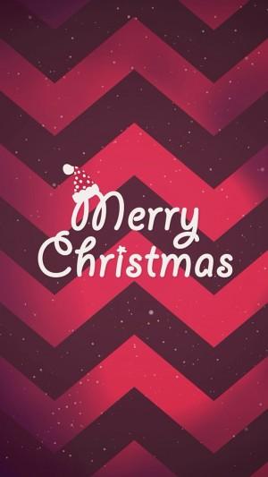 快乐圣诞节条纹背景