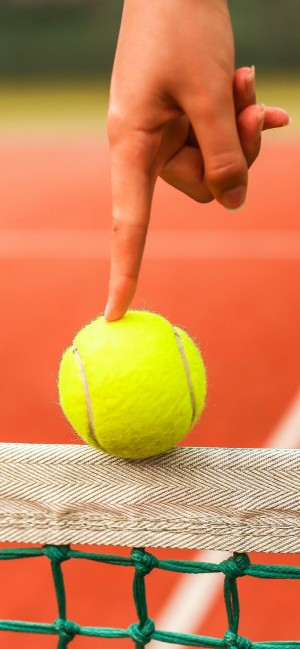 网球体育运动唯美高清手机壁纸