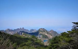 五一小长假来安徽黄山游玩