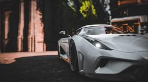 Koenigsegg科尼賽克跑車壁紙圖片