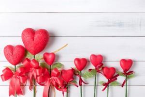 2月14日情人节各种爱心图片