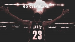 NBA全明星勒布朗·詹姆斯