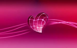 情人节情侣love爱的心形浪漫壁纸