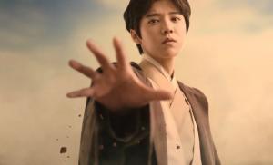 亚洲超人气偶像鹿晗星球大战宣传片